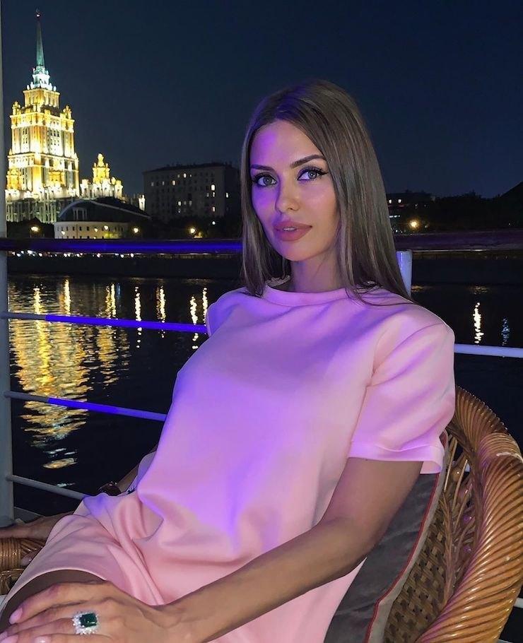 Виктория Боня Слив Вк