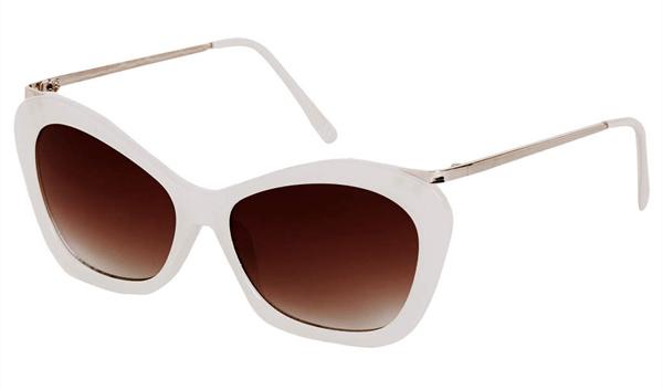 Солнцезащитные очки впластиковой оправе, Topshop, 1299 руб., Topshop