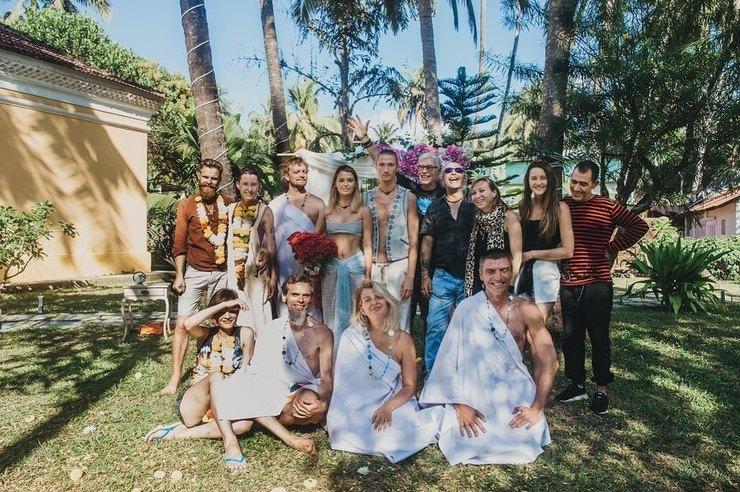 Любовь Аксенова показала поклонникам первые кадры торжества