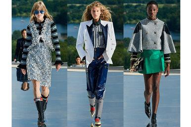 Наряды мечты! 45 идеальных летних образов вкруизной коллекциии Louis Vuitton