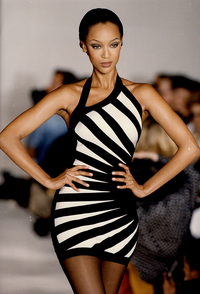 фото знаменитых моделей Тайра Бэнкс