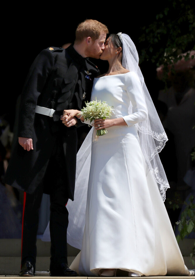 Свадьба принца Гарри и Меган Маркл, 2018 год