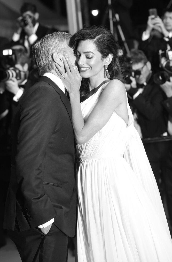 2016 г. Джордж и Амаль Клуни