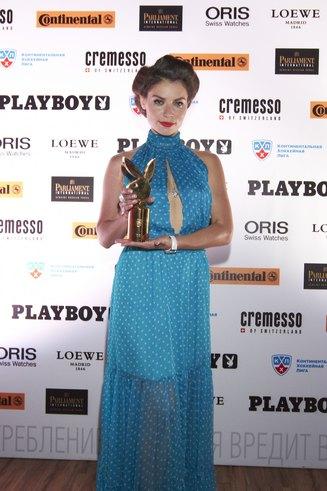 Победительница конкурса Мария Титова