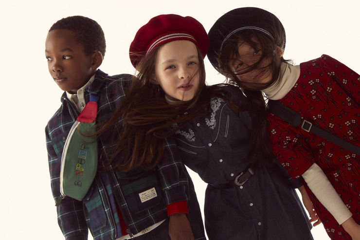 Поэтическое детство: коллекция Bonpoint сезона осень-зима 2019