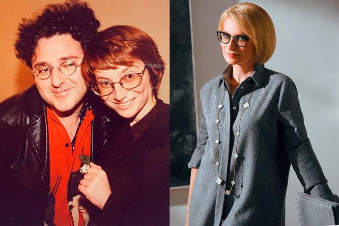 Эвелина Хромченко тогда и сейчас