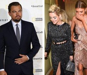 СМИ: Леонардо ДиКаприо увел девушку у Кристен Стюарт