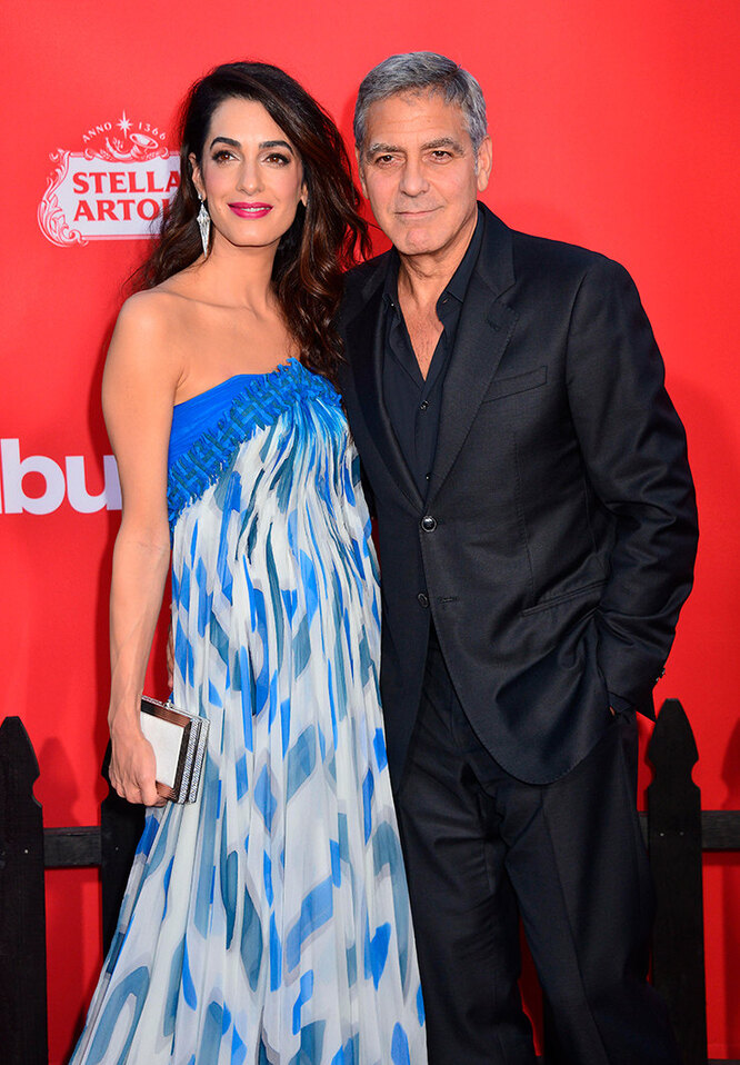 Джорджи Амаль Клуни