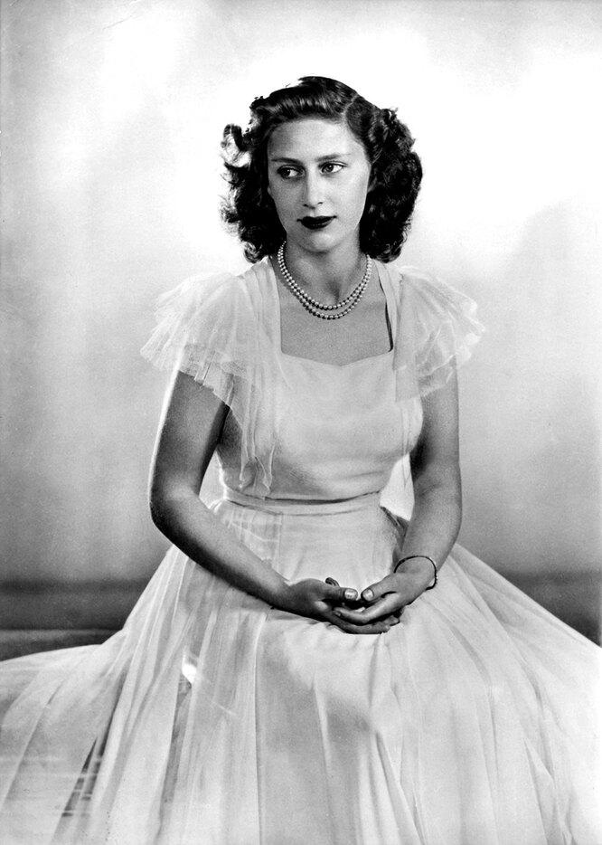 Принцесса Маргаретв 1946 году