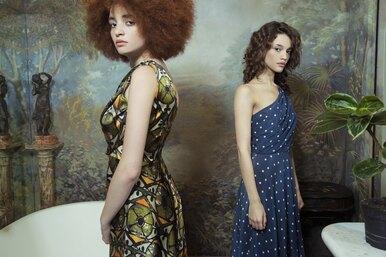Богемный шик: 23 роскошных платья Tak.Ori встиле 60-х