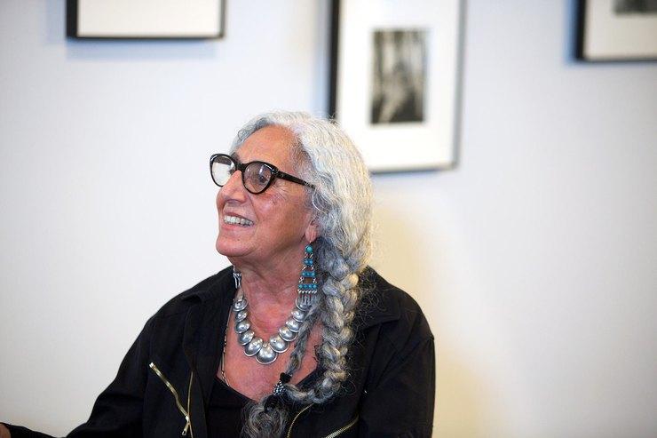 Шейла Мецнер: фотограф, которая обессмертила моду