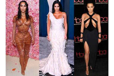 18 образов Ким Кардашьян, которые невозможно забыть