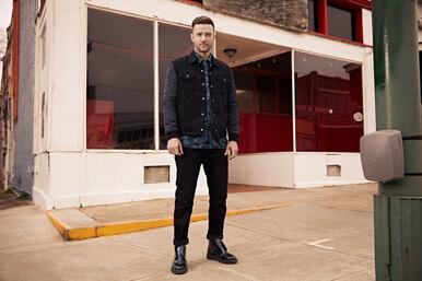Levi's выпустили совместную коллекцию сДжастином Тимберлейком