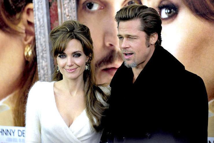 Game Over: Анджелина Джоли иБрэд Питт решили вопрос опеки наддетьми