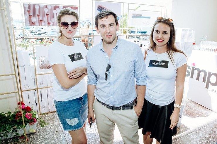 Стилист Максим Усманов икоманда бренда Majestic