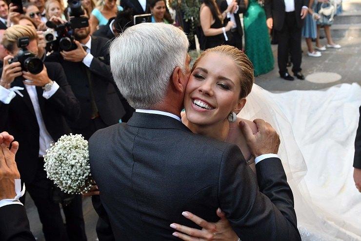 Свадьба Виктории Сваровски
