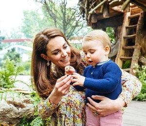 «Хочет везде ходить со мной»: Кейт Миддлтон рассказала, каким растет ее младший сын