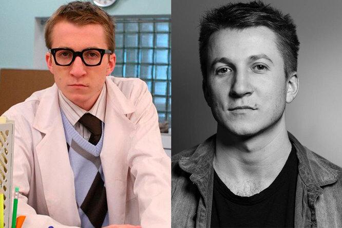 Дмитрий Шаракоис тогда и сейчас
