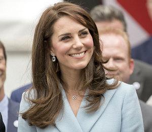 Берет пример: герцогиня Кэтрин носит колье как у принцессы Дианы