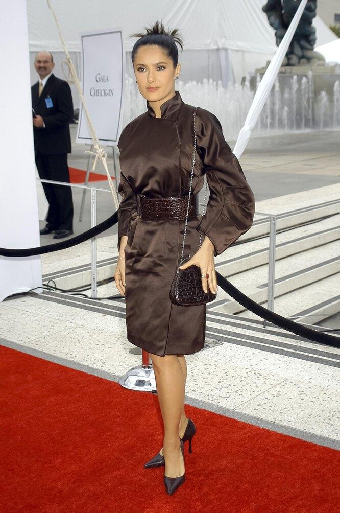 Сальма Хайек в 2003 году