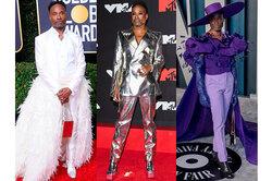 Король модных выходок: 10 самых эпатажных нарядов Билли Портера