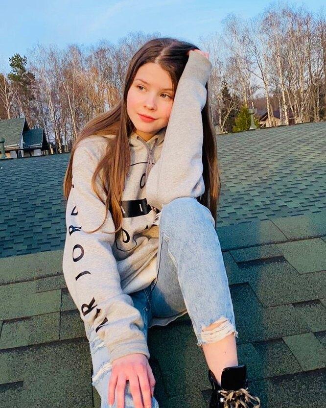 Дочь Табакова