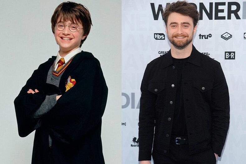 Как изменились актеры «Гарри Поттера» смомента выхода первого фильма омальчике-волшебнике