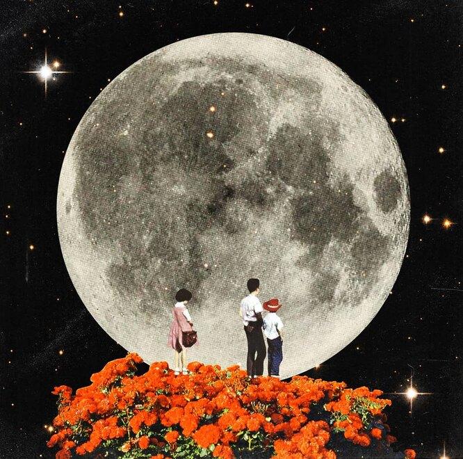 фазы луны фаза луны на месяц
