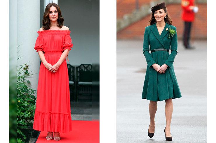 Мода принцесс: Любимые наряды