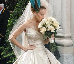 10 свадебных платьев в кино