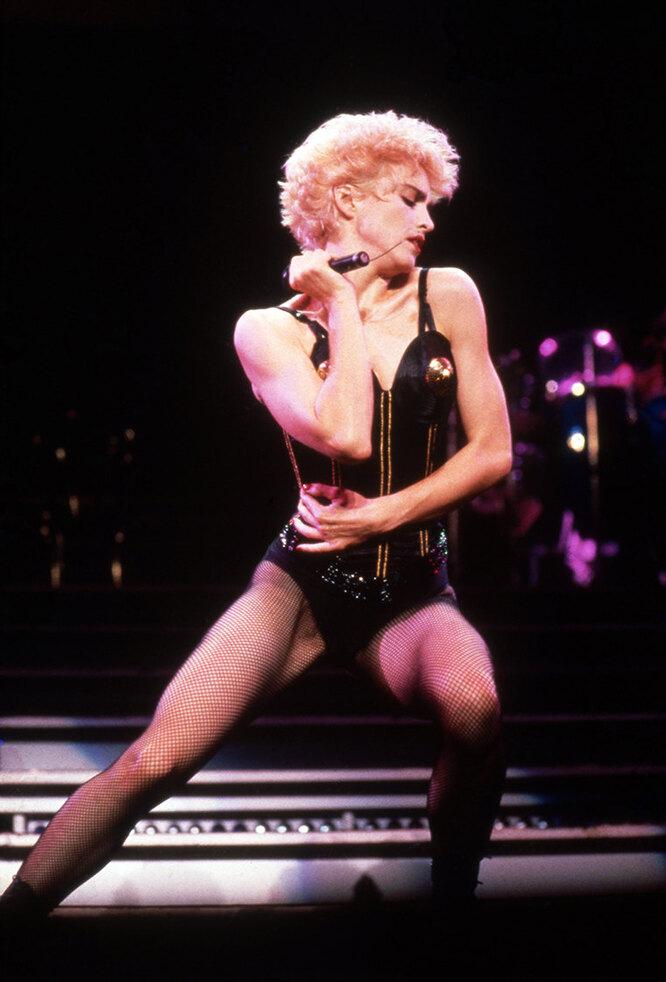 Мадонна в 90-х