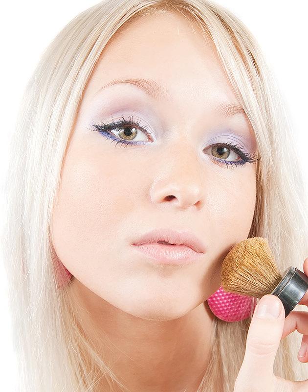 ошибки макияжа фото