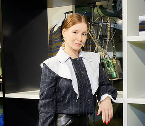 Успеть доНового года: вМоскве открылось поп-ап пространство Chanel вAIZEL