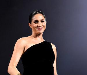 Беременная Меган Маркл cразила гостей премии Fashion Awards 2018