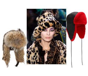 Зимние меховые шапки: 16 моделей на любой кошелек
