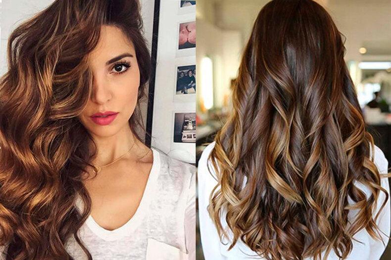 Самое популярное окрашивание вмире дляваших волос: 40 идей длябалаяжа