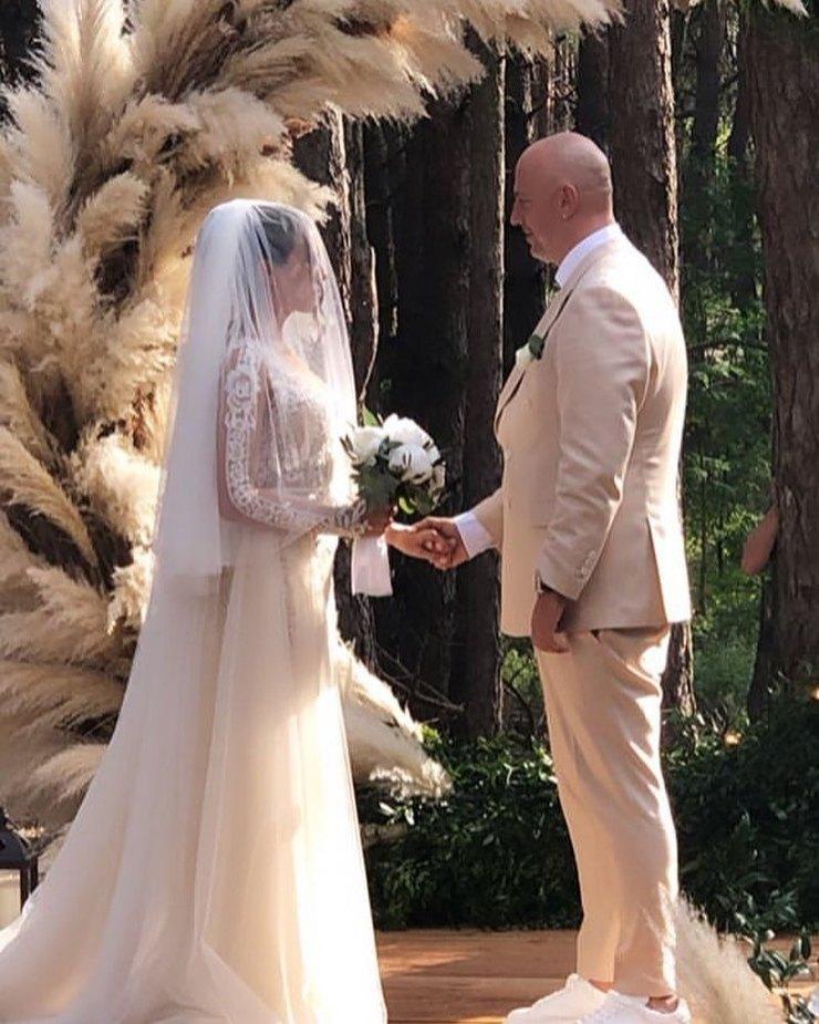 Свадьба Каменских иПотапа