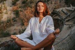 Как медитировать: инструкция дляначинающих, позволяющая быть вмоменте
