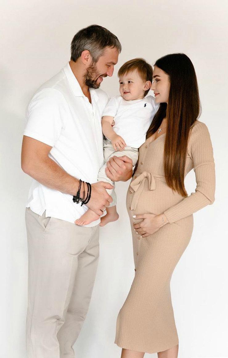 Анастасия Шубская ждет второго ребенка