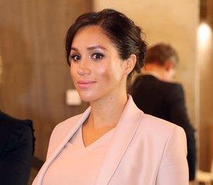Беременную Меган Маркл взяли под охрану в Кенсингтонском дворце