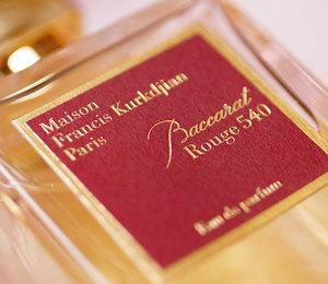 Исключительный союз: Maison Francis Kurkdjian иBaccarat представляют Rouge 540