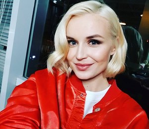 Полина Гагарина отправилась в первое путешествие с новорожденной дочерью