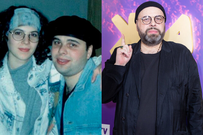 Максим Фадеев тогда и сейчас