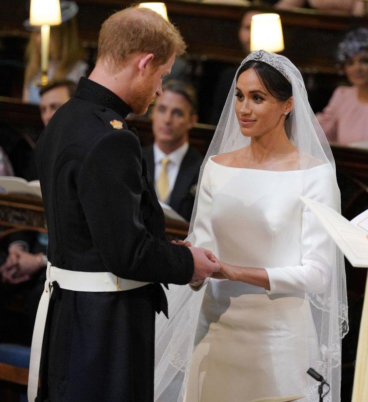 Свадьба принца Гарри иМеган Маркл