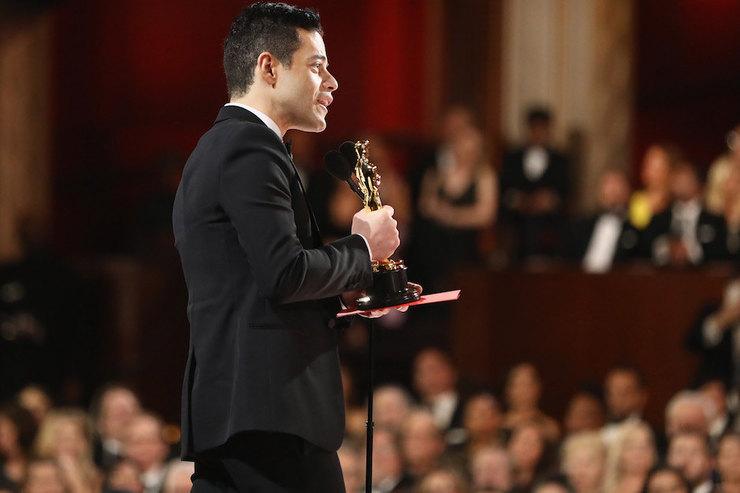Рами Малек стал лучшим актером премии «Оскар-2019»