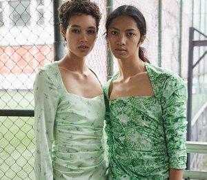 Гламур намаксимум: платья встиле 80-х, которые можно надеть днем ивечером