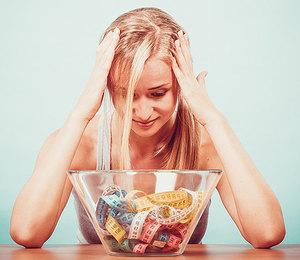 Почему диета неработает: 7 основных причин, которые мешают вам похудеть