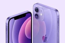 Объект желания: Apple представили iPhone 12 вфиолетовом цвете