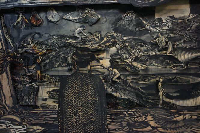 ЦУМ Art Foundation поддержит Павильон России набиеннале современного искусства