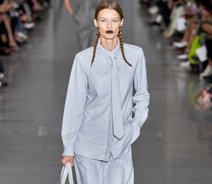 Неделя моды вМилане: новая жизнь брючного костюма напоказе Max Mara весна-лето